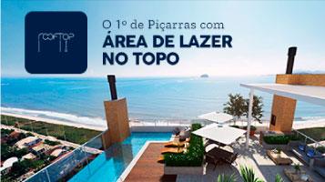 3576483 - Apartamento em Balneário Piçarras no bairro Centro