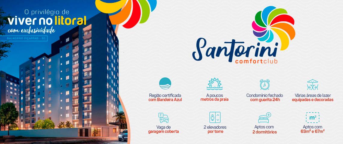 Santorini Comfort Club