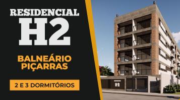 3578920 - Apartamento em Balneário Piçarras no bairro Centro