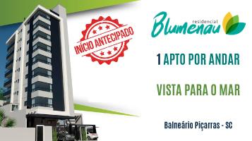 3578547 - Apartamento em Balneário Piçarras no bairro Itacolomi