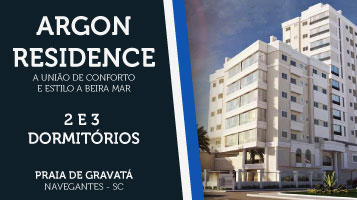3578845 - Apartamento em Navegantes no bairro Gravatá