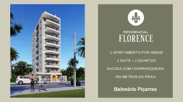 3579426 - Apartamento em Balneário Piçarras no bairro Itacolomi