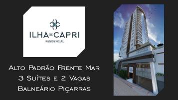 3579623 - Apartamento em Balneário Piçarras no bairro Itacolomi