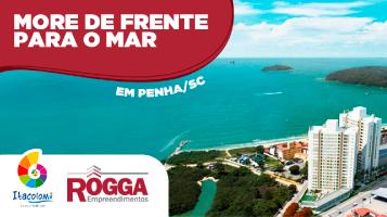 3577058 - Apartamento em Penha no bairro Praia Alegre