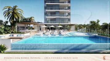 35710263 - Apartamento em Balneário Piçarras no bairro Itacolomi