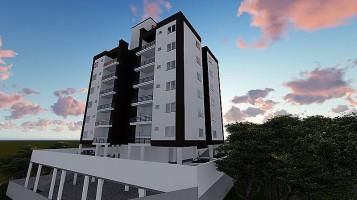 35710420 - Apartamento em Blumenau no bairro Salto do Norte