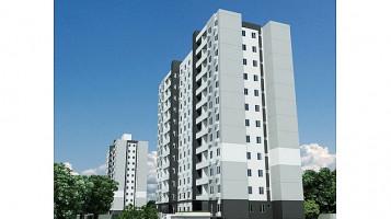 3575703 - Apartamento em Blumenau no bairro Velha