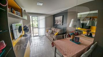 3578475 - Apartamento em Blumenau no bairro Passo Manso