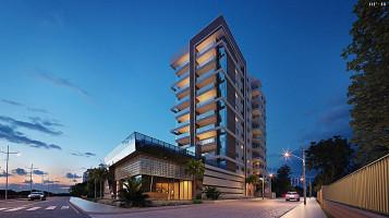 3579067 - Apartamento em Navegantes no bairro Gravatá