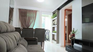 3579093 - Apartamento em Blumenau no bairro Salto do Norte