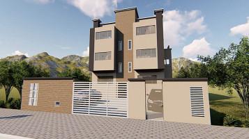 3579503 - Apartamento em Balneário Piçarras no bairro Itacolomi