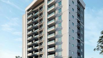 3579545 - Apartamento em Navegantes no bairro Gravatá