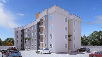3579736 - Apartamento em Balneário Piçarras no bairro Itacolomi