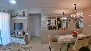 3579924 - Apartamento em Indaial no bairro Estradas das Areias