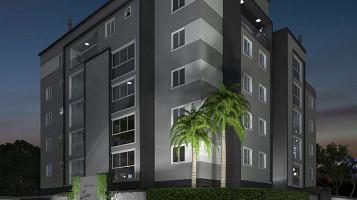 3579967 - Apartamento em Blumenau no bairro Vorstadt